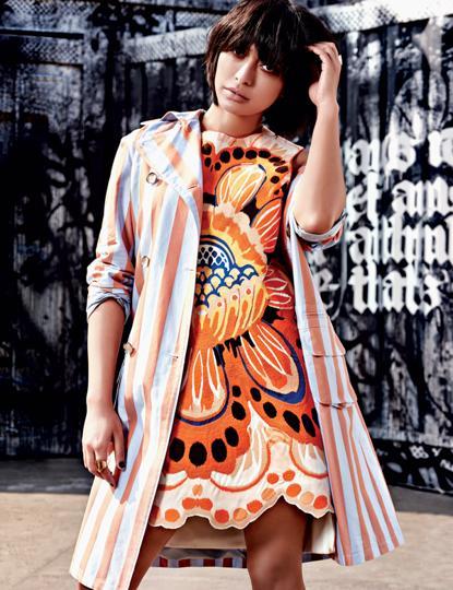 Sayani Gupta made her debut with Kalki Koechlin's Margarita with A Straw.