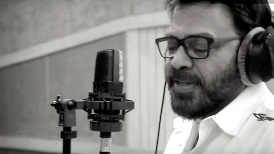 Venkatesh's singing debut is a hit, Jingidi from Guru will make you