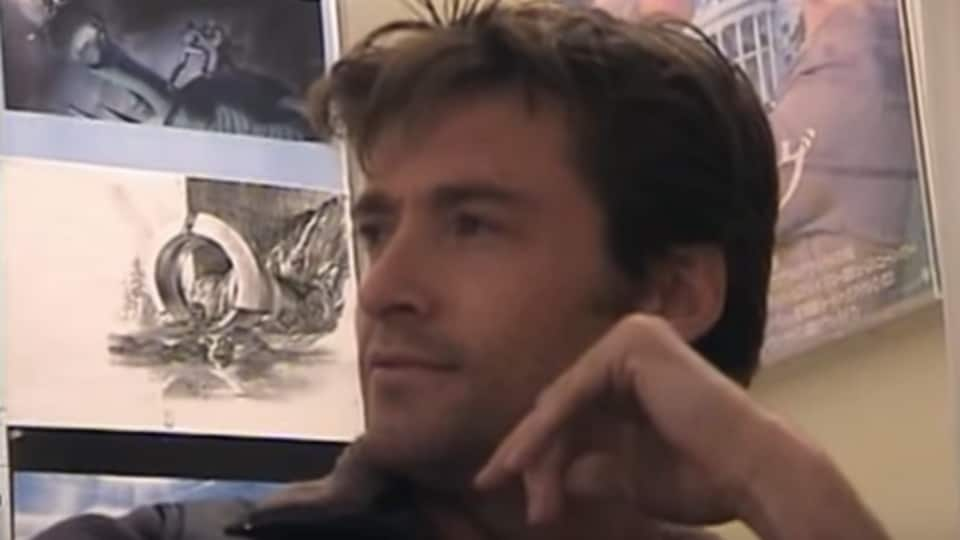 Hugh Jackman auditions for the role that would define his career.