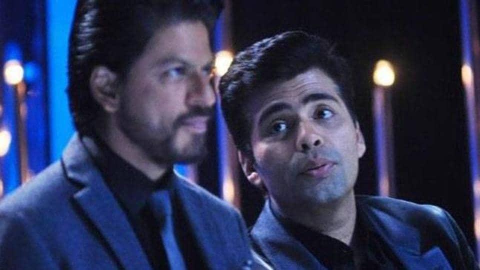 Karan Johar,Shah Rukh Khan,Aamir Khan