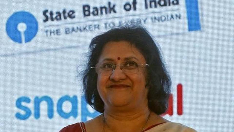 SBI chairman Arundhati Bhattacharya