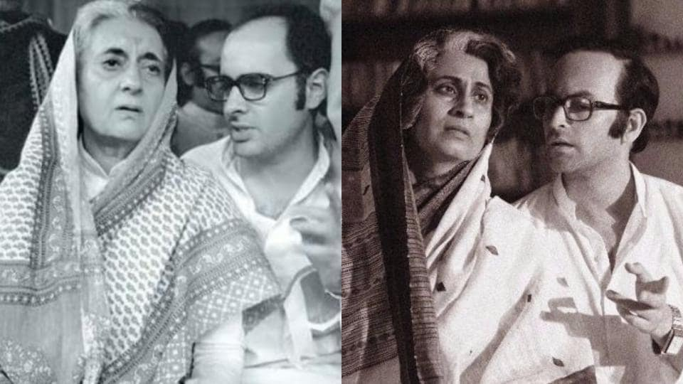 Actor Neil Nitin Muesh took six months to perfect Sanjay Gandhi's role.