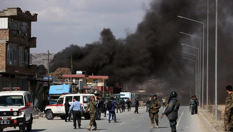 A recent suicide bombing in Kabul killed at least 15 people and injured several dozens.