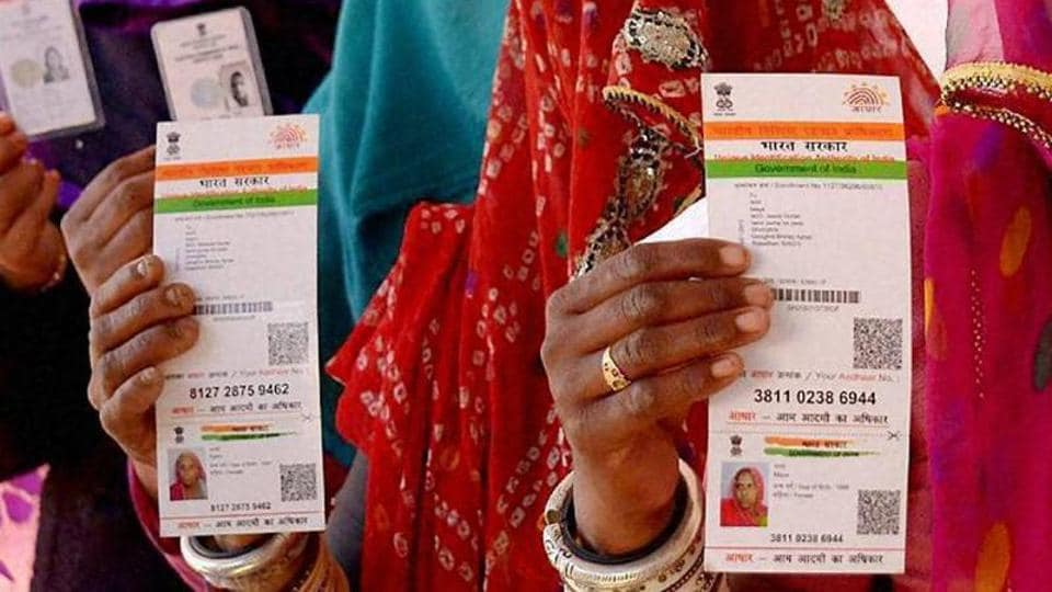 Personal data of individuals held by UIDAI under Aadhaar is secure and there has been no misuse of biometrics leading to identity theft or financial loss, the Unique Identification Authority of India (UIDAI) said in a statement. (PTI File Photo)