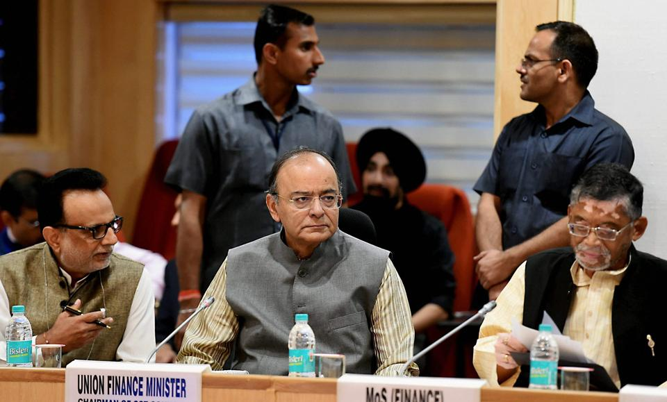 New Delhi: Union Minister for Finance and Corporate Affairs Arun Jaitley.