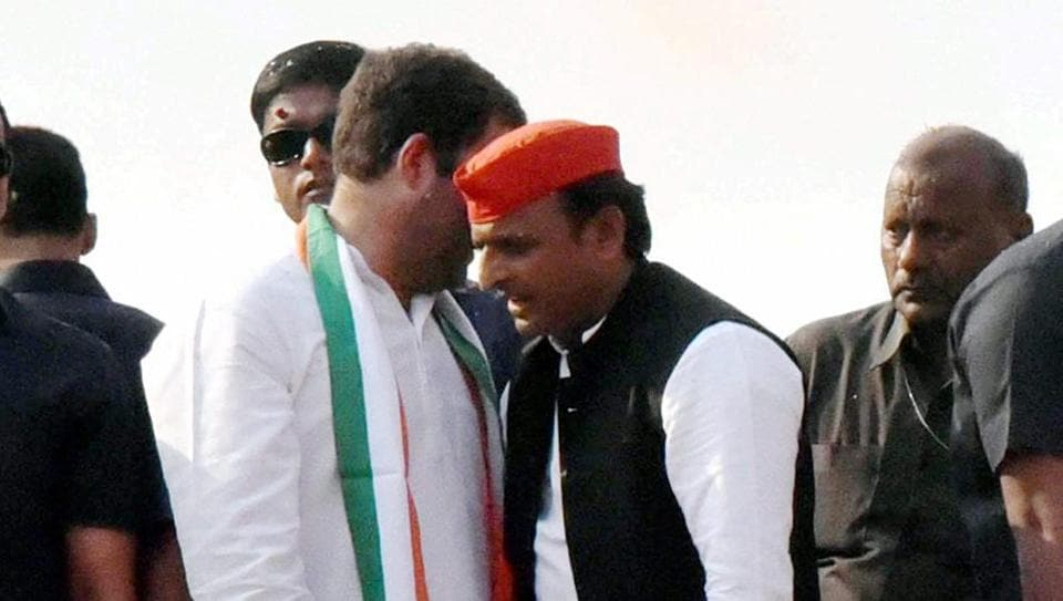 Congress leaders from Uttar Pradesh were of the opinion that the alliance between their Rahul Gandhi-led party and Akhilesh Yadav-led SP should end before the urban local body elections.