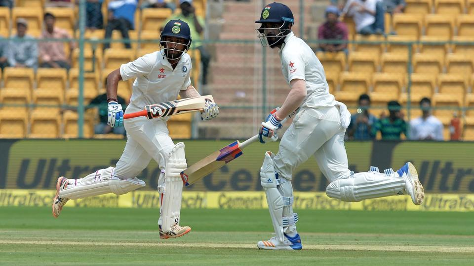 KLRahul stated that a lead in the range of 200-250 will be worth 'gold' for India heading into the fourth day of the Bangalore Test vs Australia.