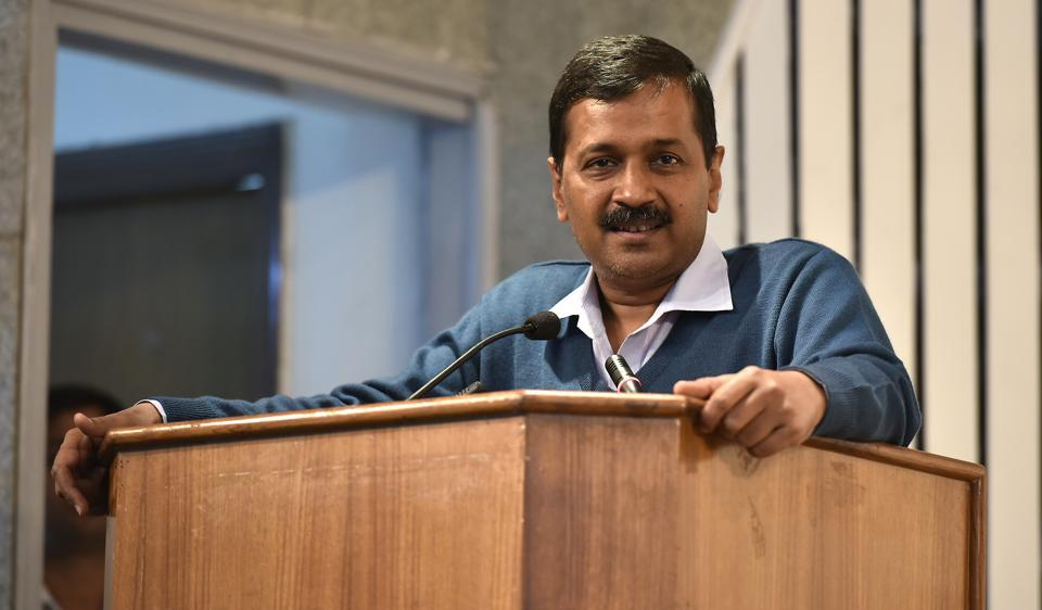 Delhi chief minister Arvind Kejriwal said that Aam Aadmi Party would clean up Delhi like London within a year of coming to power in the three municipal corporations of Delhi (MCDs).