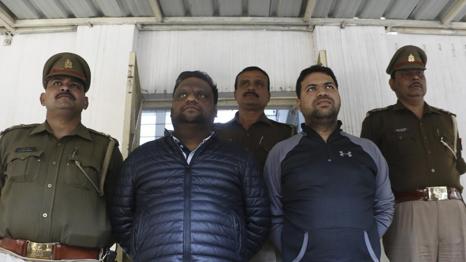 The directors of Webwork Ltd were arrested following a complaint. However, the complainant alleged that the police are yet to seize their car, worth over Rs1 crore.