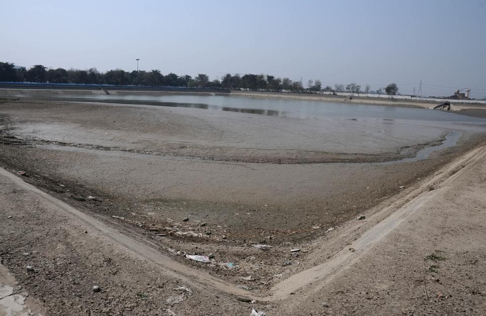 Of the 90 MGD water supply to the city every day, the Basai water treatment plant supplies 70 MGD.