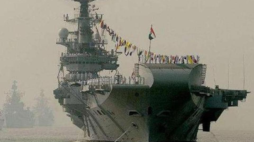 INS Viraat,Indian Navy,INS Viraat decommissioning