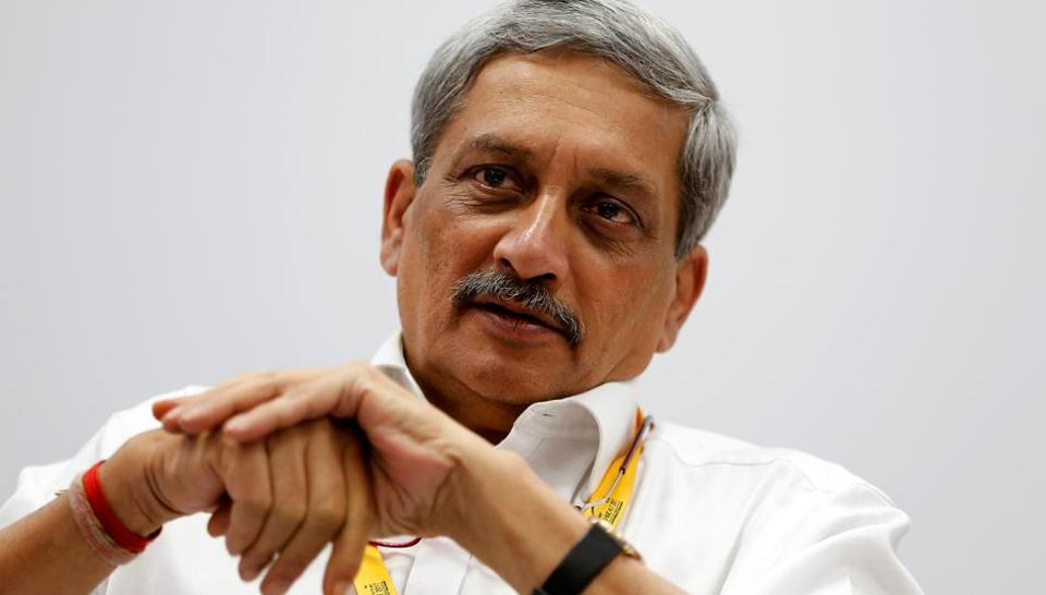 Union defence minister Manohar Parrikar has called upon Asian countries to push for a decisive global action plan to dismantle terror infrastructure wherever it exists .