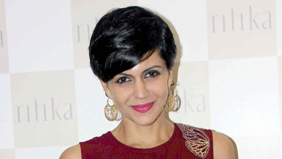 Actor Mandira Bedi says her life revolves around her five-year-old son, Vir.