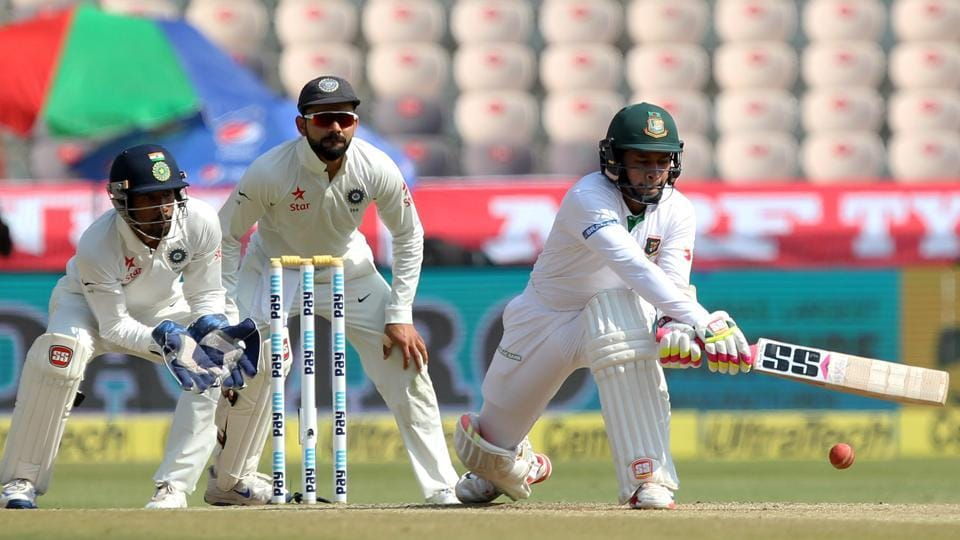 Mushfiqur Rahim notched up a century against India in Hyderabad and he will be hoping to continue his good run in the Test series against Sri Lanka.
