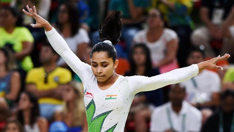 The first Indian woman gymnast to compete in Olympics, Dipa Karmakar finished fourth in 2016 Rio games, a feat celebrated across India including her home state of Tripura.