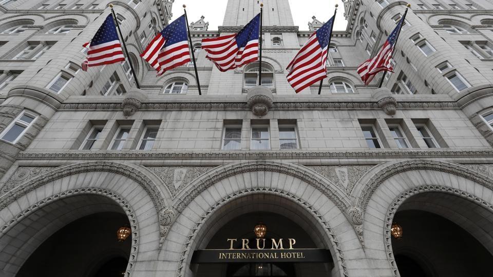 Trump International Hotel,Donald Trump,White House