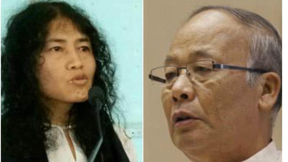 Okram Ibobi Singh,Irom Sharmila,Manipur election