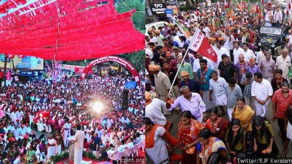 Kerala,Political murders,Pinarayi Vijayan