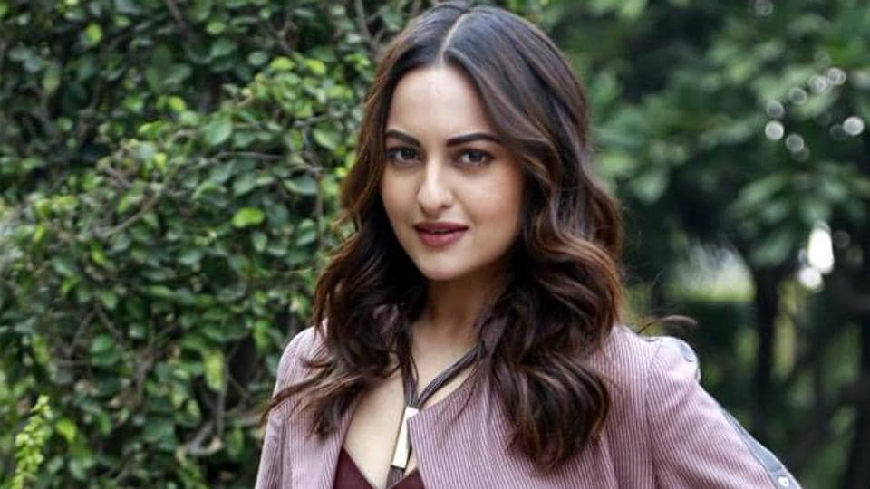 "Sonakshi Sinha says she is happy to be working ""on my own terms and conditions."""