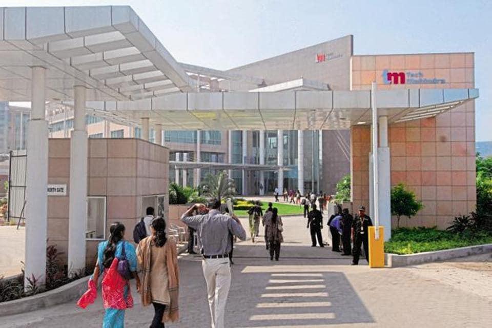 Tech Mahindra campus