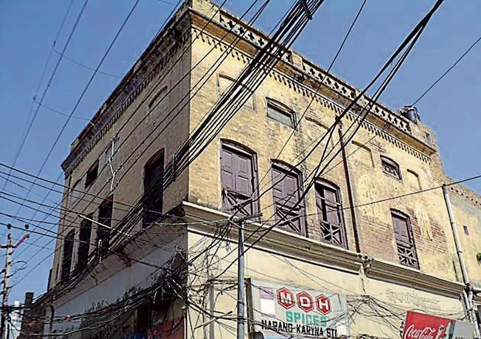 The hideout of martyr Bhagat Singh and others at Turi Bazar, Ferozepur , has been declared as national monument.