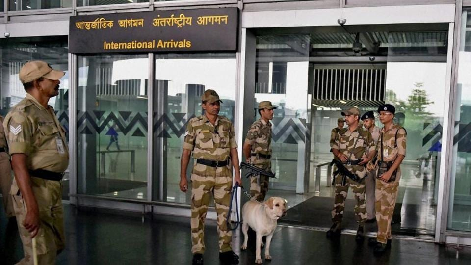 Security at airports,CISF,Airport security