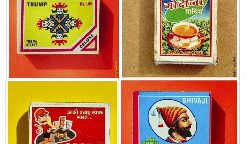 Delhi-based Asif Kureshi is a matchbox covers collector, and has a treasure trove of more than 3000 unique matchboxes for every occasion.