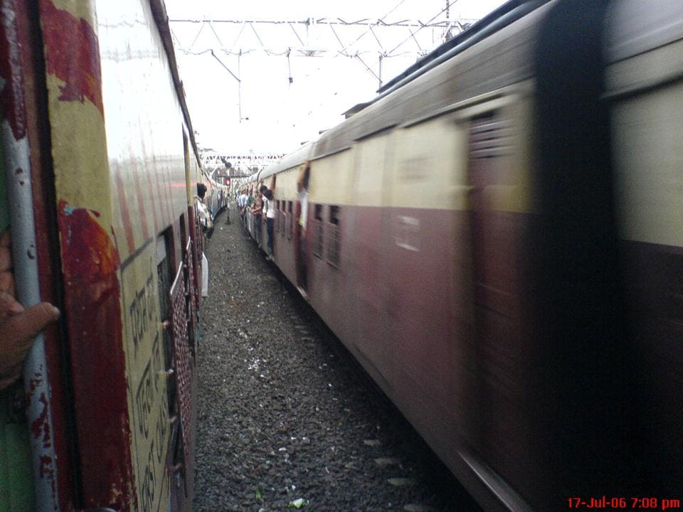 Mumbai news,Railway traffic,Buffaloes