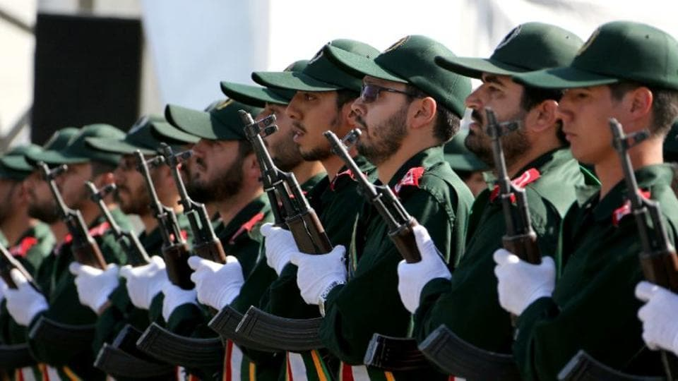Iran militia,Iran fighters,Hezbollah