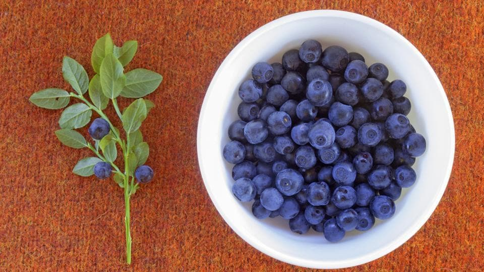 Blueberries are rich in flavonoids, which possess antioxidant and anti-inflammatory properties.