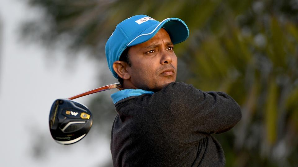 SSP Chawrasia,Indian Open,Golf