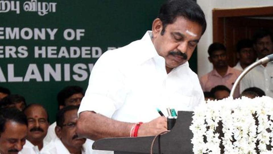 Tamil Nadu,K Palaniswami,Georgia