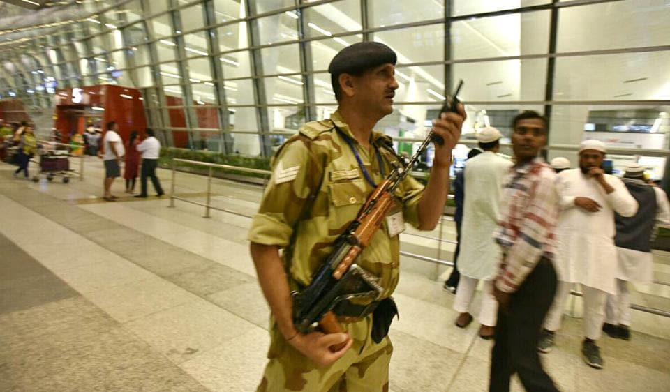 The Airports Council International has ranked Delhi's Indira Gandhi International Airport the best in terms of safety above international airports such as Dallas, Heathrow, Paris and Dubai.