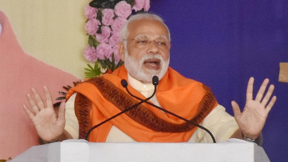 Addressing a function to commemorate the centenary celebrations of the Yogoda Satsanga Society of India (YSS), Prime Minister Narendra Modi said Yoga is the first step in the journey to attain spirituality.
