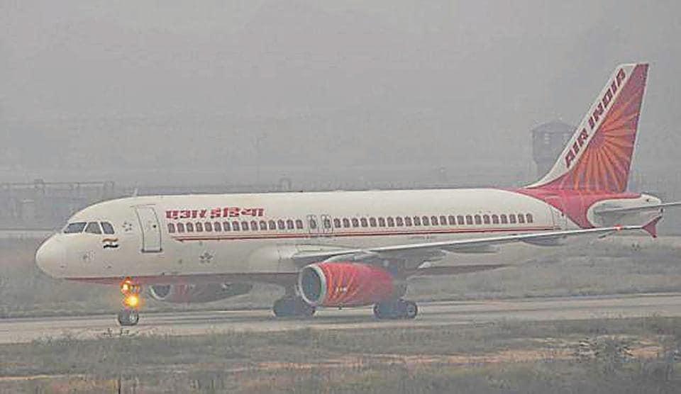 Kullu,Air India,Chandigarh to Kullu