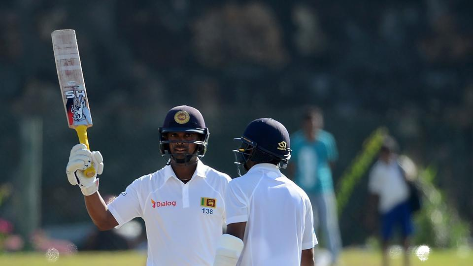 Kusal Mendis slammed a magnificent 166*, his 2nd Test ton as Sri Lanka reached 321/4 at stumps on day one of the Galle Test against Bangladesh.