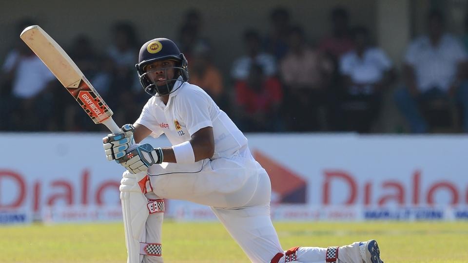 Kusal Mendis slammed his second century in Tests as Sri Lanka ended day 1 of the first Test against Bangladesh on 321/4.
