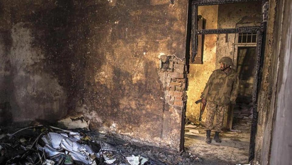 More than 150 people -- mostly students -- perished when heavily-armed men raced through the Army Public School in Peshawar on December 16, 2014, firing indiscriminately.