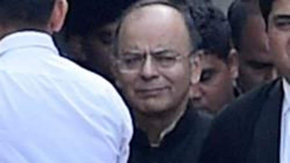 "Arun Jaitley has said allegations by Delhi Chief Minister Arvind Kejriwal were not only false but also took the public discourse to a ""very low level""."