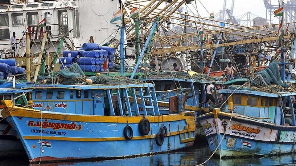 An Indian fisherman was shot dead allegedly by the Sri Lankan navy while he was fishing in a mechanised boat at a short distance off Katchatheevu islet.