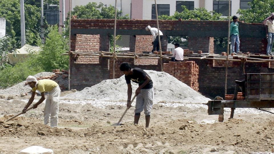 The workers were engaged by Hyderabad-based Ramkay Enterprises, a contractor employed by Bangalore Water Supply and Sewerage Board.