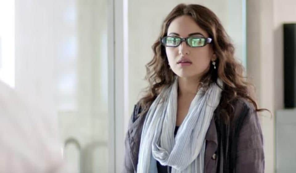 Sonakshi Sinha plays a journalist in Noor.