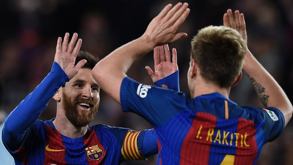 FCBarcelona will host Paris Saint Germain (PSG) in the second leg of their UEFAChampions League Round of 16 encounter.