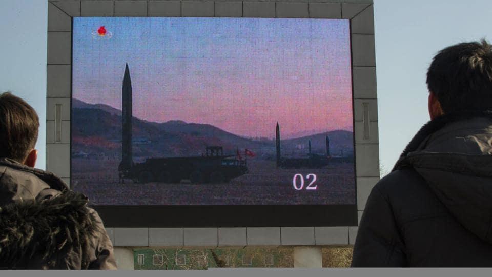 North Korea,Kim Jong Un,North Korea missiles