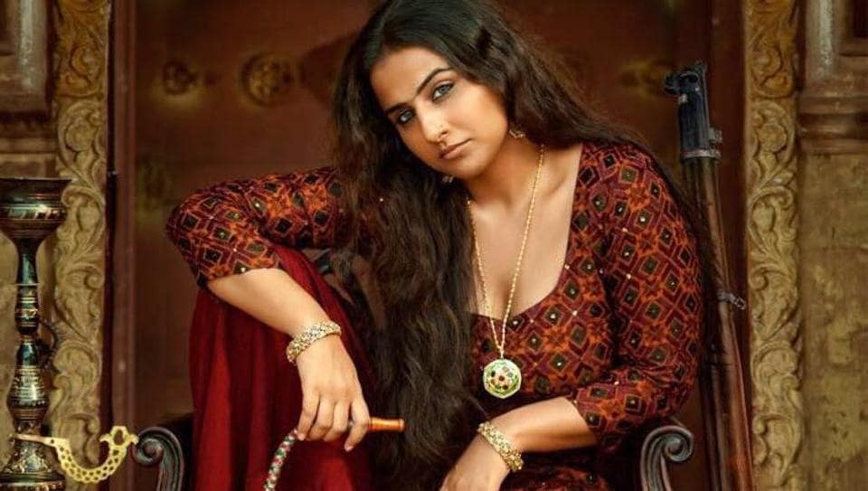 Begum Jaan's New Poster: Vidya Balan Stands Tall With Her Girls
