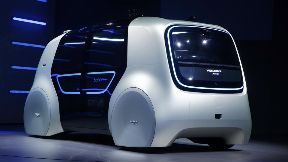 Volkswagen,self-driving car,Sedric