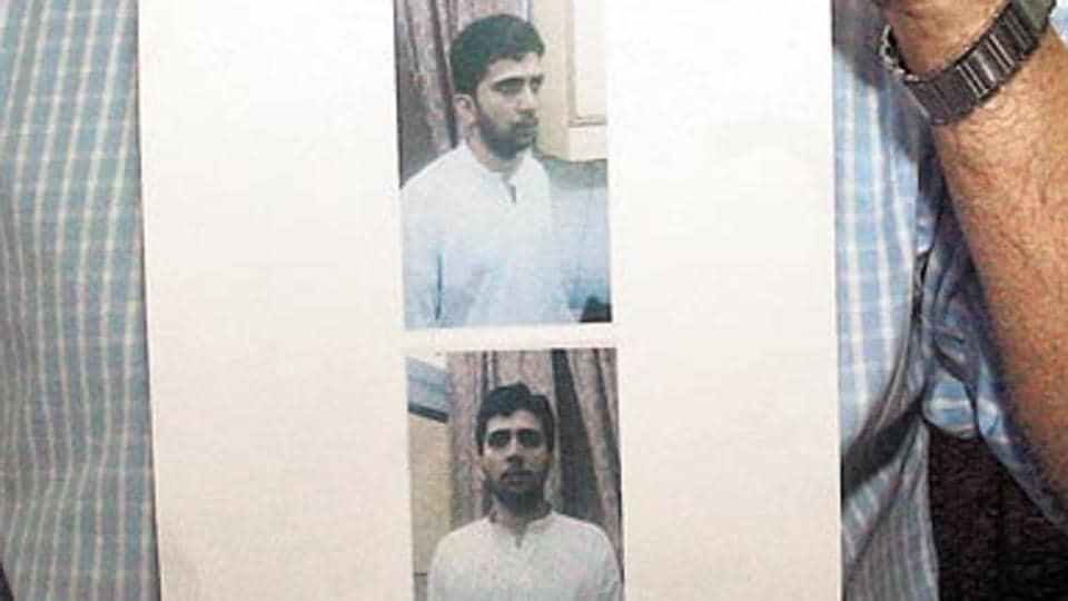 Photos of Indian Mujahideen co-founder Yasin Bhatkal.