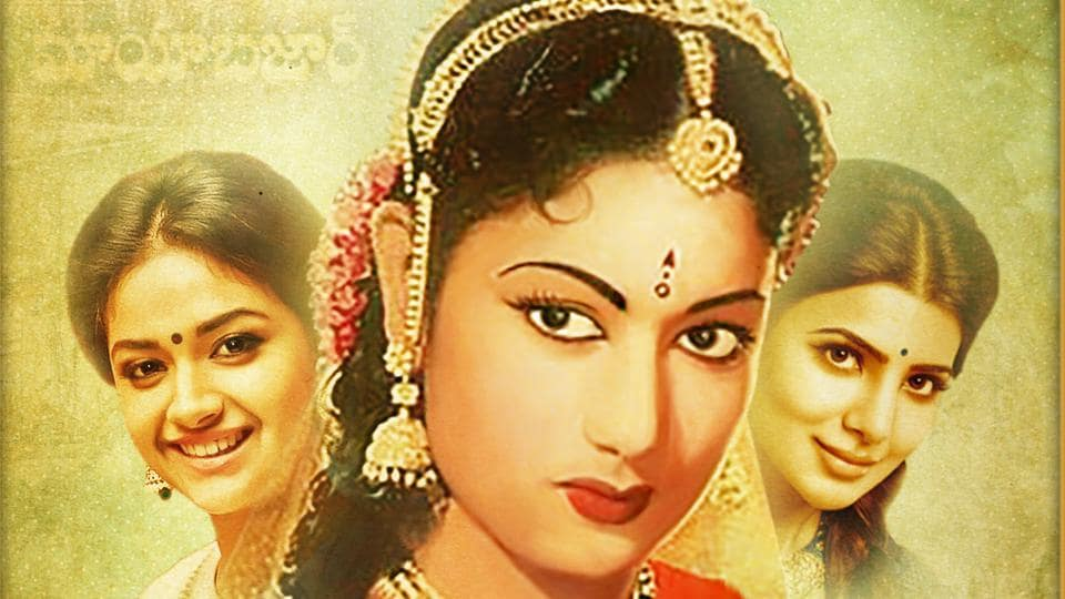 Keerthy Suresh will play the role of actor Savitri in Mahanati.