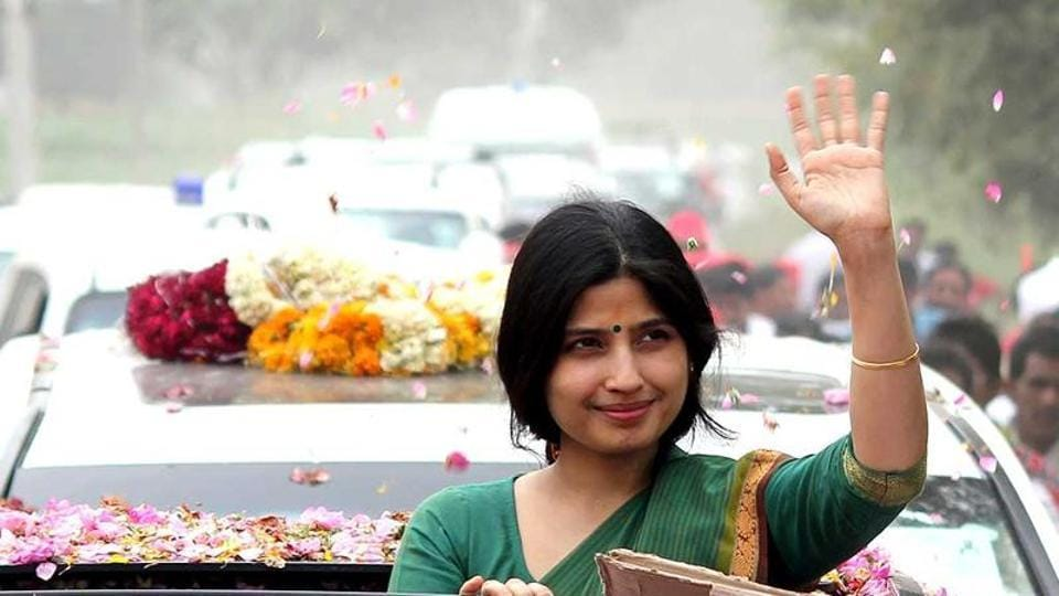 UP Elections,Dimple Yadav,Samajwadi Party