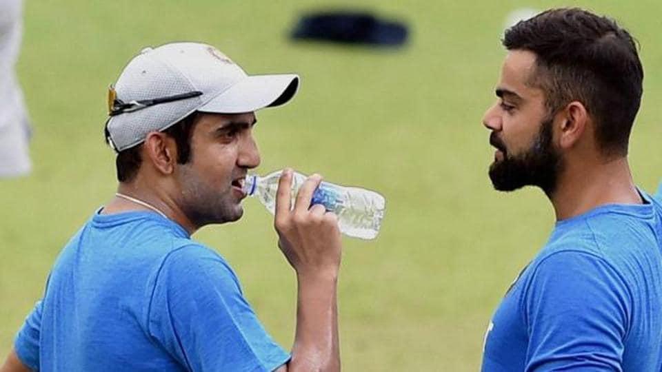 Gautam Gambhir, Virat Kohli's Delhi teammate, was involved in a verbal spat with coach KPBhaskar after the team's Vijay Hazare Trophy came to an end.